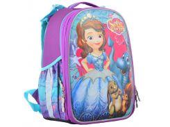 Рюкзак (ранец) школьный каркасный 1 Вересня Yes 555364 Sofia H-25 35*26*16см