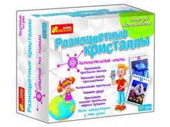 Набор для экспериментов Creative 0308-1 Разноцветные кристаллы 12115010Р