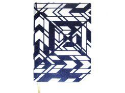 Ежедневник А5 KIRIsketch недатированный картон твердый, Геометрия 770846