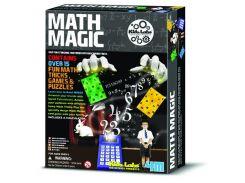 Игра 4M Волшебство цифр. Математические фокусы. 3293