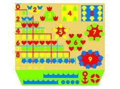 Ковровый конструктор Creative 2911 Веселая математика