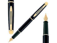 Ручка перьевая WATERMAN Hemisphere Mаtte Black FP F 12003
