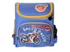 Рюкзак (ранец) школьный каркасный Dr.Kong BS011 мягкая спинка