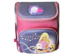 Рюкзак (ранец) школьный каркасный Dr.Kong BS016 мягкая спинка