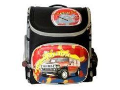 Рюкзак (ранец) школьный каркасный Dr.Kong BS007 мягкая спинка