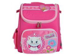Рюкзак (ранец) 1 Вересня школьный каркасный 551418 Мери Кет короб