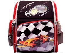 Рюкзак (ранец) школьный каркасный Dr.Kong BS029 Grand prix мягкая спинка 36*28.5*15