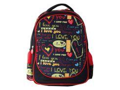 Рюкзак (ранец) школьный YES 551580 Love You