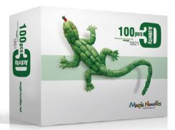 Набор для творчества XM-Toys 3D конструктор Magic Nuudles на 100шт 5821
