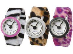Набор для творчества Alex 117N Часы - Браслеты с узороми животных