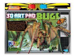 Набор для творчества 4M 3D art Пауки 3701