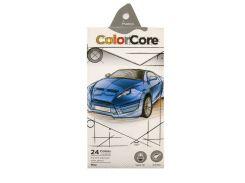 Карандаши цветные 24цв. MARCO Colorcore 3100-24CB