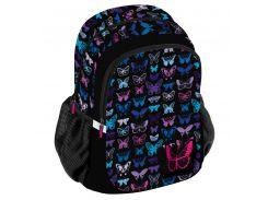 Рюкзак (ранец) школьный StarPak 329164 STK-40 Butterfly 41*31*21 см