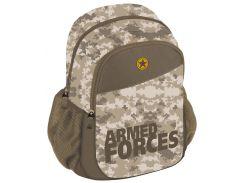 Рюкзак (ранец) школьный StarPak 308572 STK23-40 Military 41*31*21 см