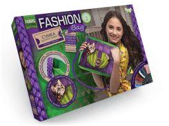 Набор для творчества DankoToys DT FBG-01-05 Сумка вышитая гладью Fashion Bag
