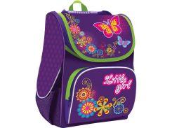 Рюкзак (ранец) 1 Вересня школьный каркасный Smart 553013 Little Girl PG-11 34*26*14см