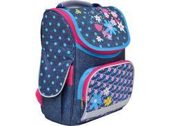 Рюкзак (ранец) 1 Вересня школьный каркасный Yes 552769 Ladybug H-11 34*26*14см