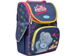 Рюкзак (ранец) 1 Вересня школьный каркасный Yes 552779 MTY H-11 34*26*14см