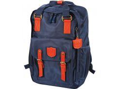 Рюкзак (ранец) школьный ZIBI ZB16.0645BL Imperial Club Blue