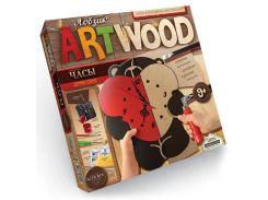 Набор для творчества DankoToys DT LBZ-01-05 Artwood часы