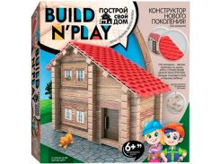 Конструктор DankoToys DT BNP-01-01 Build Nplay Дом