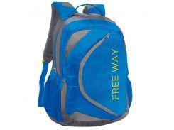 Рюкзак (ранец) школьный StarPak Freeway 379235 Nippy 44,5*30,5*15 см