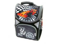 Рюкзак (ранец) школьный каркасный Josef Otten 1814SM Racing car 34*26*14,5см