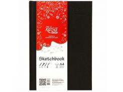 Блокнот для набросков А4 21*29,7см Rosa Studio 100г/м 96л. 16R5019