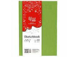 Блокнот для набросков А5 14,8*21см Rosa Studio 100г/м 96л. 16R5018