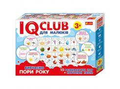 Пазлы обучающие Creative 6358У Изучаем времена года, IQ-club для малышей 13203001У