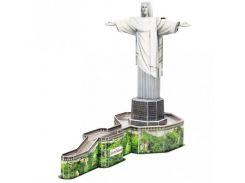 Конструктор 3D CubicFun Статуя Христа-Искупителя C187h
