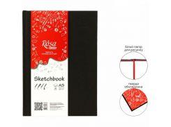Блокнот для набросков А5 14,8*21см Rosa Studio 100г/м 96л. 16R5015