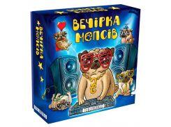 Игра настольная Feelindigo Вечеринка мопсов 16001