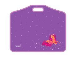 Портфель А3 Kite мод 208 Lovely Sophie пластик на липучке K19-208-01