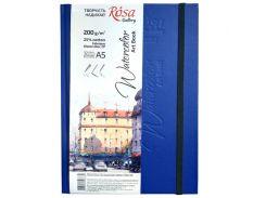 Блокнот для акварели А5 14,8*21см Rosa Gallery 200г/м 32л. бумага Artistico CP (Fabriano), среднее зерно 169153009