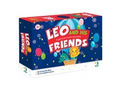 Игра настольная dodo На составление сюжета, Лео и его друзья 300210