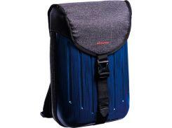 Рюкзак (ранец) школьный каркасный ZiBi ZB16.0220ED Ultimo Exception Dark Blue