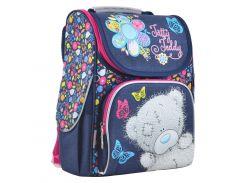 Рюкзак (ранец) 1 Вересня школьный каркасный Yes 555184 MTY jeans H-11 33.5*26*13.5см
