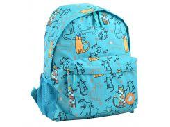 Рюкзак (ранец) школьный 1 Вересня Yes 555494 Pussy ST-33 35*29*12см