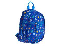Рюкзак (ранец) дошкольный 1 Вересня мини 556843 Space Adventure K-31 26*21*8см