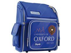 Рюкзак (ранец) 1 Вересня школьный каркасный 556327 Oxford H-18 34,5*28*13,5см