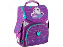 Рюкзак (ранец) GoPack школьный каркасный мод 5001 Education GO20-5001S-5 Funny cat