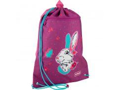 Сумка для обуви Kite мод 601 Education Bunny с карманом K20-601M-7