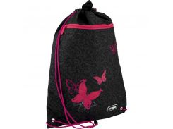 Сумка для обуви Kite мод 601 Education Butterfly tale с карманом K20-601M-13