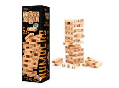 Игра DankoToys DT NT-01 Number Tower