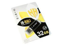 Флешка 32GB Hi-Rali Rocket HI-32GBVC
