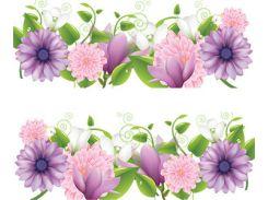 Фото-дизайн 0022 Лилии и цветы