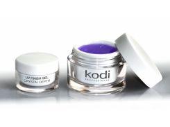 Гель финишный с липким слоем (UV Finish gel Crystal Depth) 14 мл Kodi