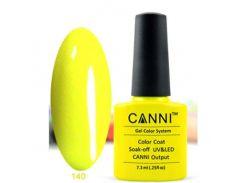 Гель-лак Canni №140 7,3 ml