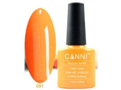 Гель-лак Canni №091 7,3 ml